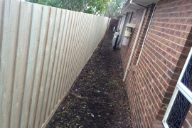 Standard 1.95m Fence